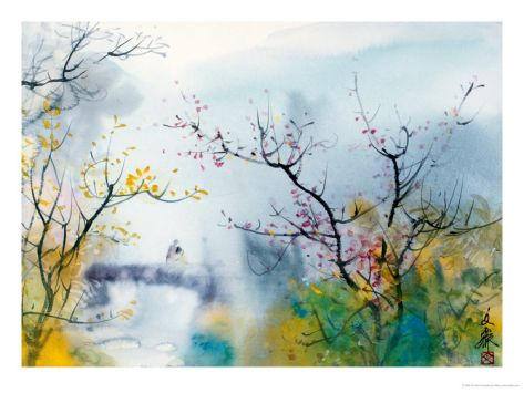 Lovers at Chi Tou Giclee