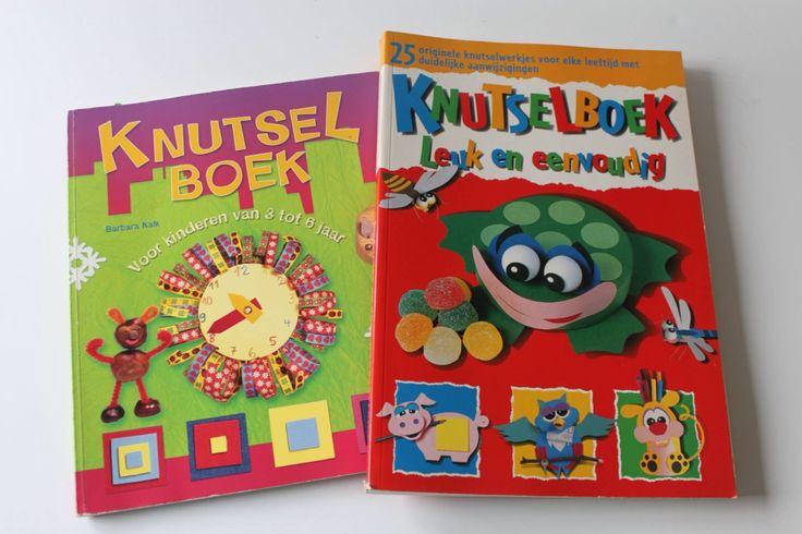 Handige knutselboeken