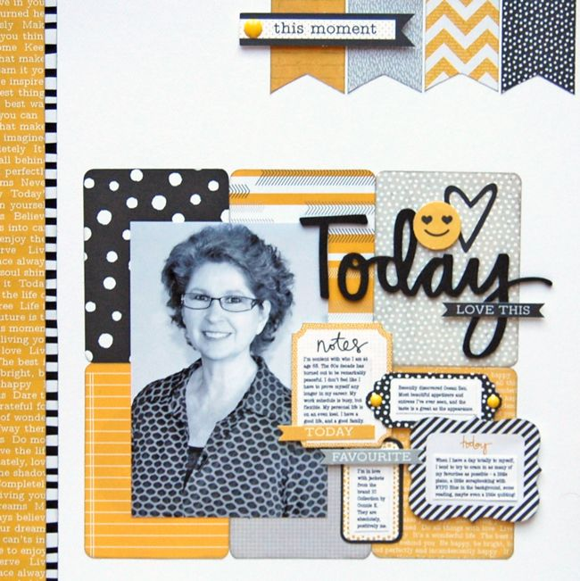 NSD LAYOUT CHALLENGE, DAY FOUR...REMEMBER ME: RIGHT NOW