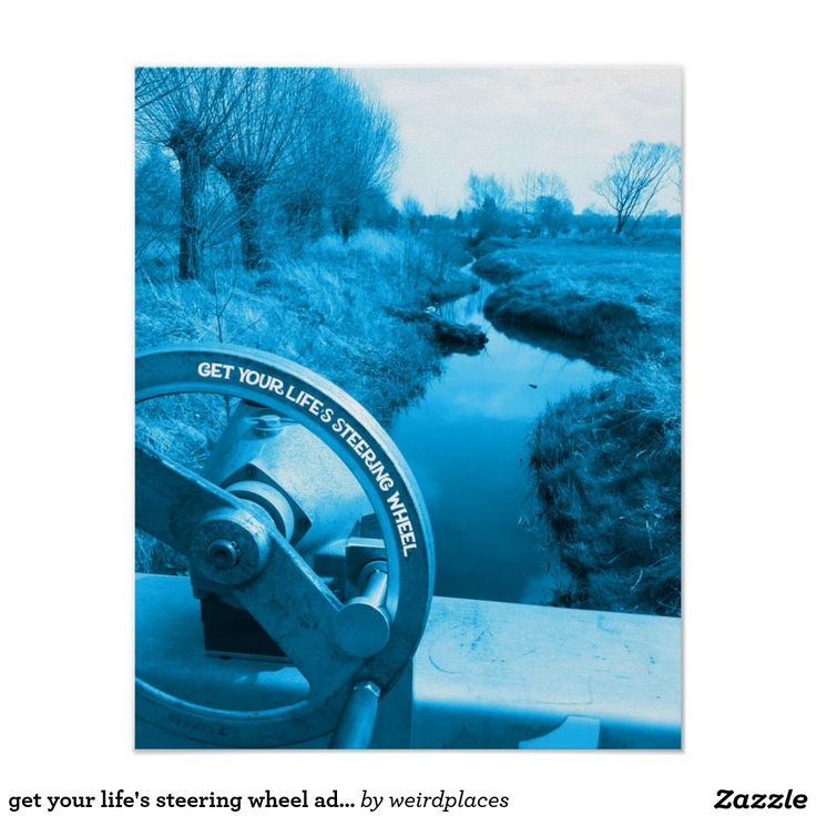 get your life's steering wheel advice of life