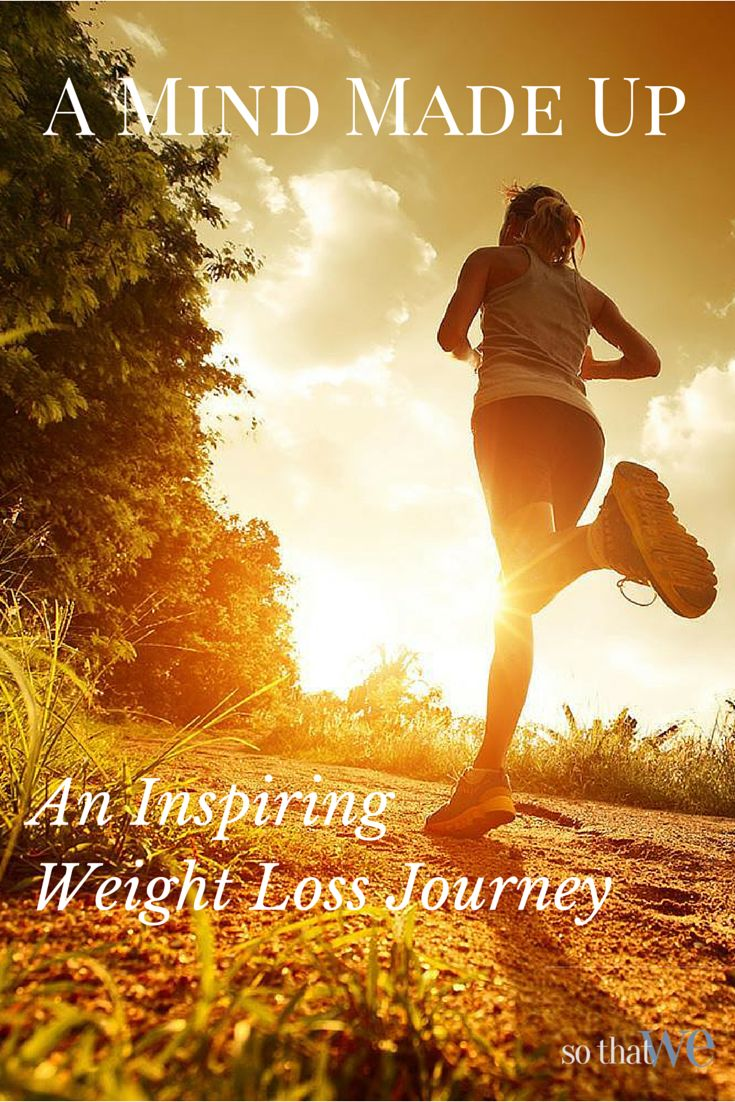 One woman's inspiring story of a 130 pound weight loss, and how she changed inside and out.
