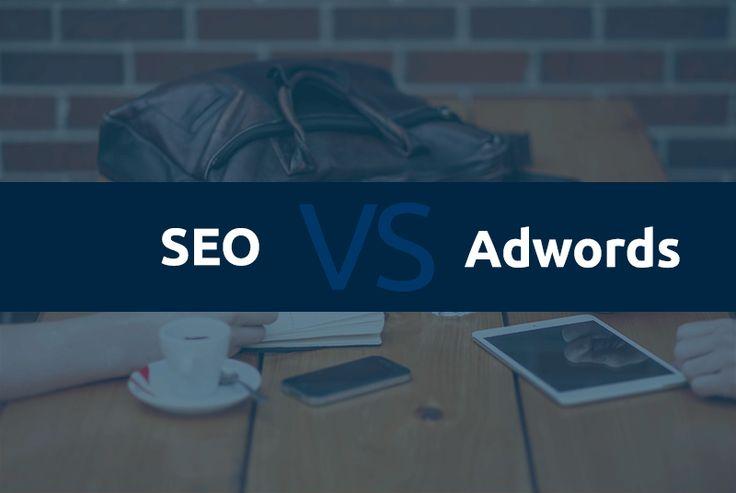 SEO vs Adwords