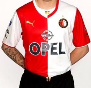 Feyenoord shirt 2014