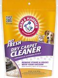 Arm & Hammer - Pet Fresh 2-Lb. Dry Carpet Shaker - Yellow, 64116
