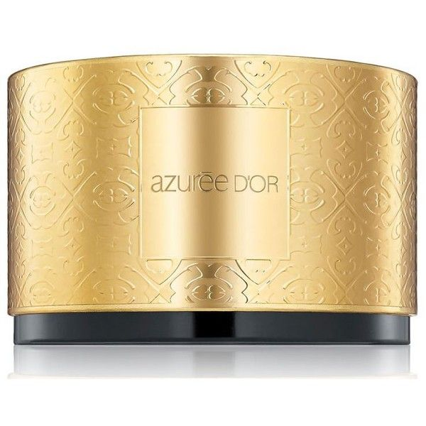 Estée Lauder Azurée D'Or Perfumed Body Powder (€71) ❤ liked on Polyvore featuring beauty products, fragrance, perfume fragrance, floral fragrances, vetiver fragrance, estée lauder and estee lauder perfume