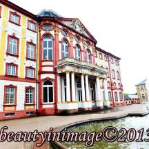 Bruchsal Schloss/Bruchsal Castle/Дворец Брухзаль | Beauty in Image