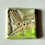 Adirondak Chair Button