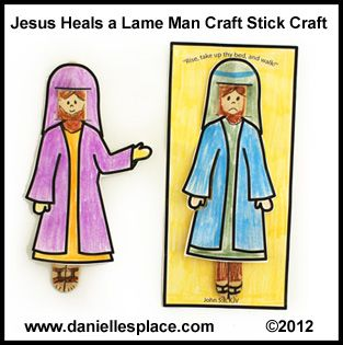 23 Best Jesus Heals The Lame Images On Pinterest