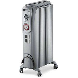 delonghi safeheat oil filled radiator radiator heater. Black Bedroom Furniture Sets. Home Design Ideas