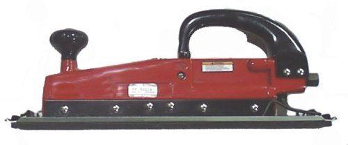 Florida Pneumatic FP-8222A Long Bed File Sander. 15/16-inch recip stroke. Extra heavy duty needle bearings. Precision rack and pinion drive. Extra heavy duty paper clips. Quiet and light.