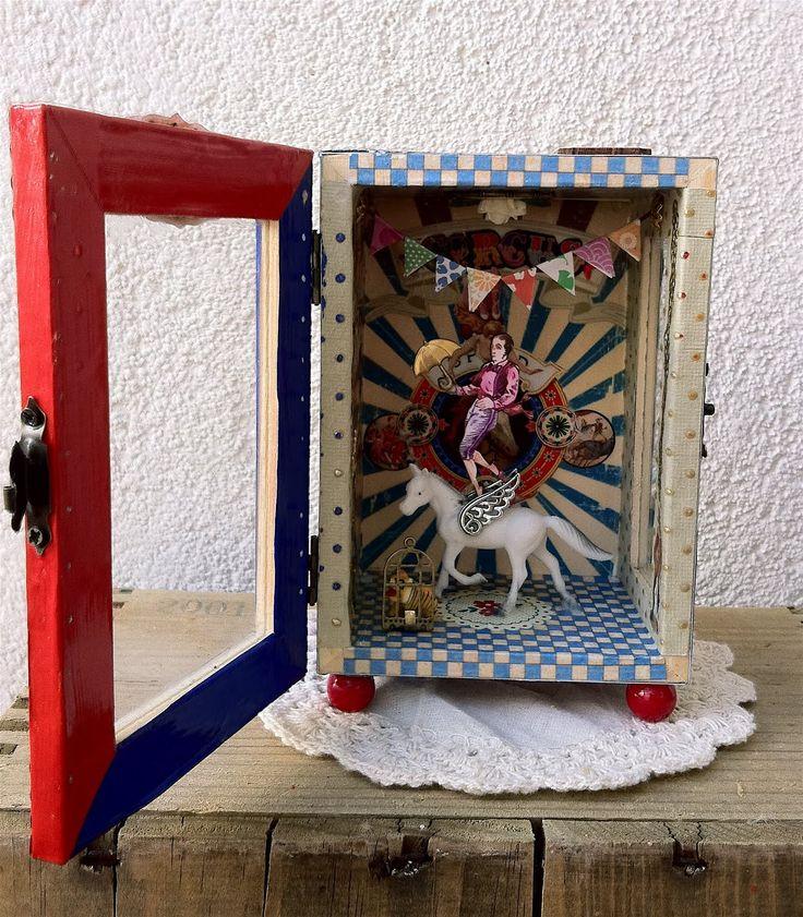 Batiscafo Monoplácido: Circus
