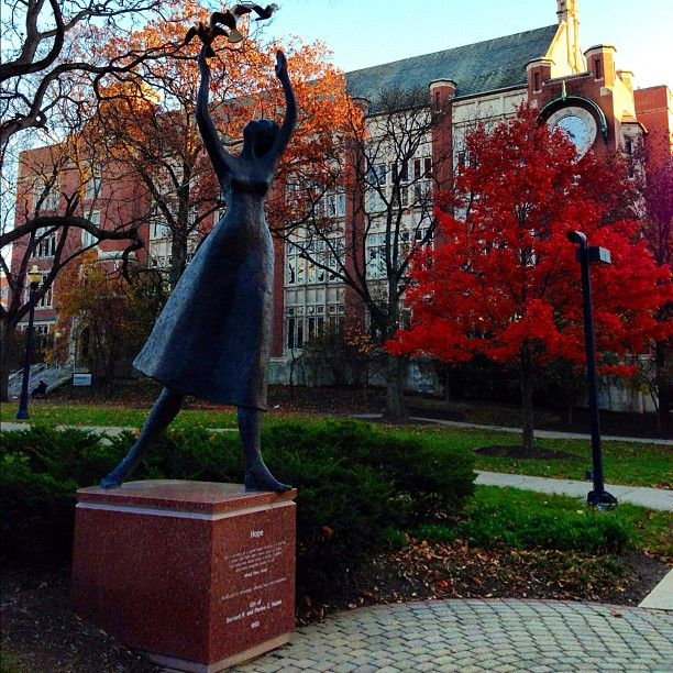 """Hope"" at Ohio State University in #Columbus"