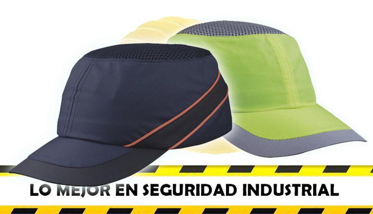 Gorra de Seguridad seguridad industrial feryseg
