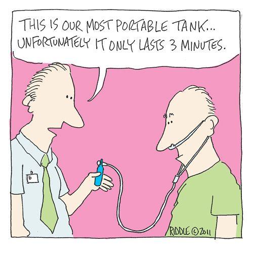 respiratory humor | ... Portable Oxygen