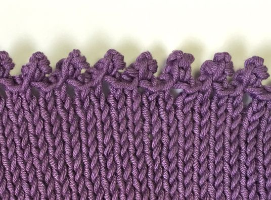 There are countless ways to finish your knitting! Learn how to bind off four different ways, plus learn how to pick the right option for your project