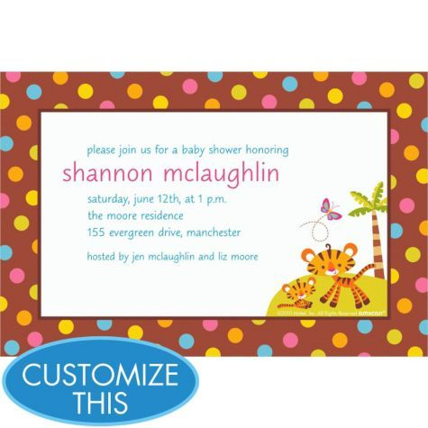 74 best mandy's baby shower cost comparison images on pinterest, Baby shower invitations
