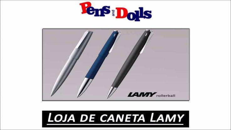 Loja de caneta Lamy - Pens and Dolls