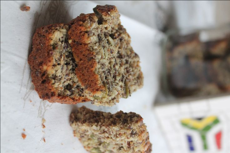 South African low carb rusks