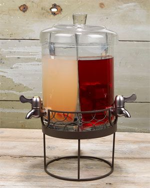 17 Best Images About Glass Beverage Dispenser With Spigot