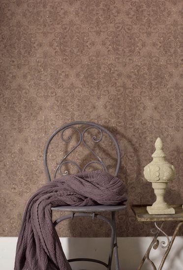 23 best Tapeten / Tapetenideen- BRAUN images on Pinterest Bedroom - fliesen tapete küche