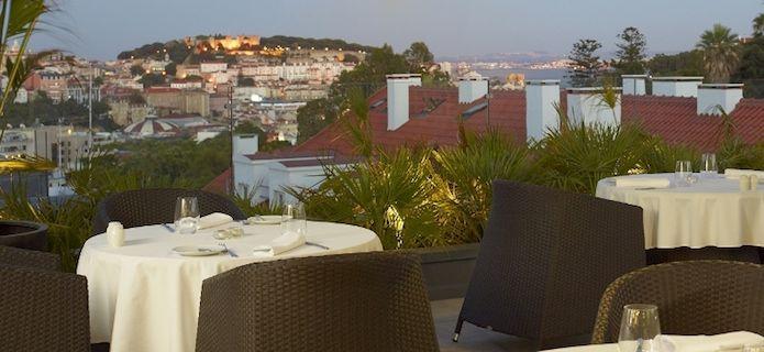 Varanda do Castelo, Lisboa