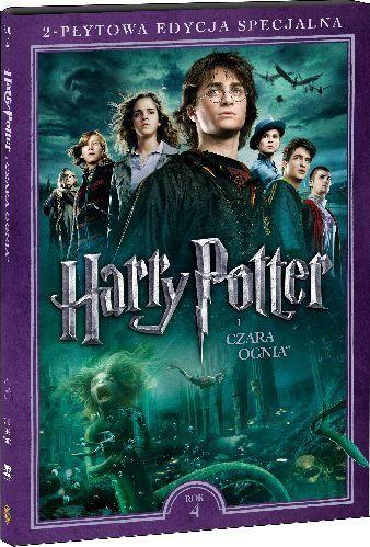 Harry Potter i Czara Ognia (2-płytowa edycja specjalna) - Newell Mike , tylko w empik.com: 37,49 zł. Przeczytaj recenzję Harry Potter i Czara Ognia (2-płytowa edycja specjalna). Zamów dostawę do dowolnego salonu i zapłać przy odbiorze!