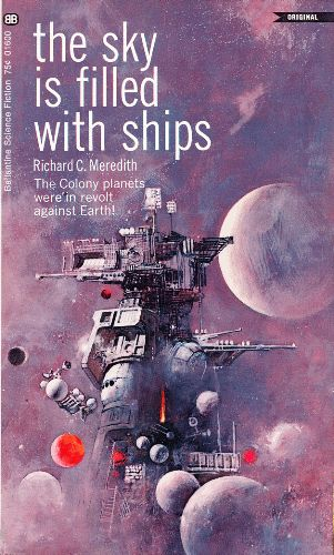 The Sky Is Filled With Ships. 1969