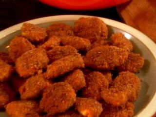 Jessica Seinfeld's Chicken Nuggets | Rachael Ray Show