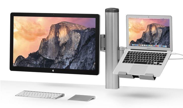 Bredford MobilePro Desk Mount Combo