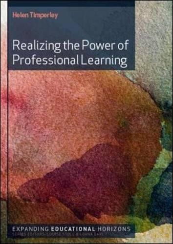The Power of Professional Learning (Expanding Educational...