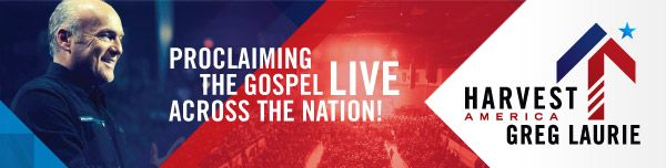 A huge weekend for America, don't miss it! You can watch LIVE on your computer HarvestAmerica.com