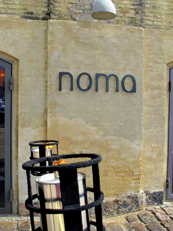 NOMA restaurant, 101 things to do & go before I die