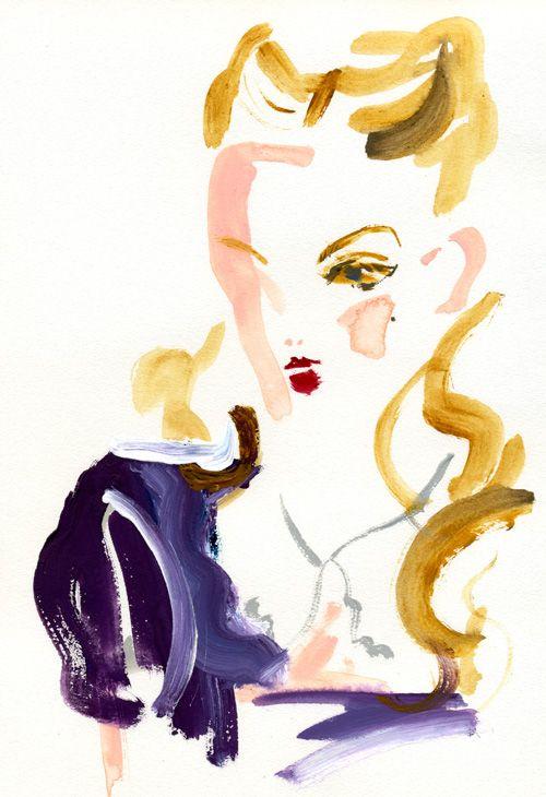 Frida Gustavsson 可憐な美少女という言葉がぴったりのフリーダ・グスタフソン。 すっかりおなじみのモデルですが、まだ18歳! これからどんな大人の女性になっていくのか楽しみ。