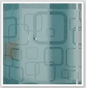 M s de 25 ideas incre bles sobre vinilos para ba os en - Vinilos decorativos cristal ducha ...