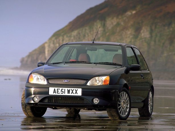 Ford Fiesta Zetec-S (1999 – 2002). The #Ford #Fiesta is an #AmericanIcon. #PPF kits protect it. Get yours today: http://www.rvinyl.com/Ford-Fiesta-Paint-Protection.html