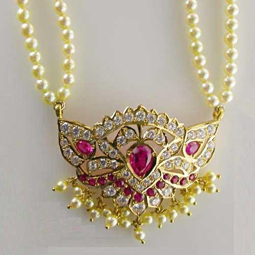 Classical Maharashtrian Ornament - Tanmani