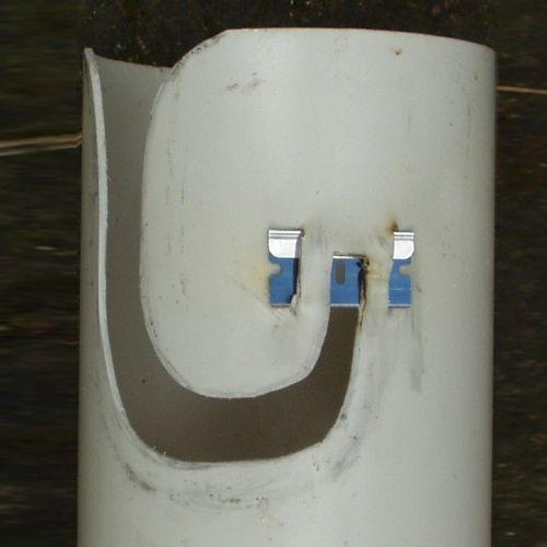 PVC FRUIT PICKER