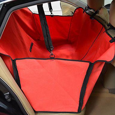 Protector de asiento del coche para tu perro