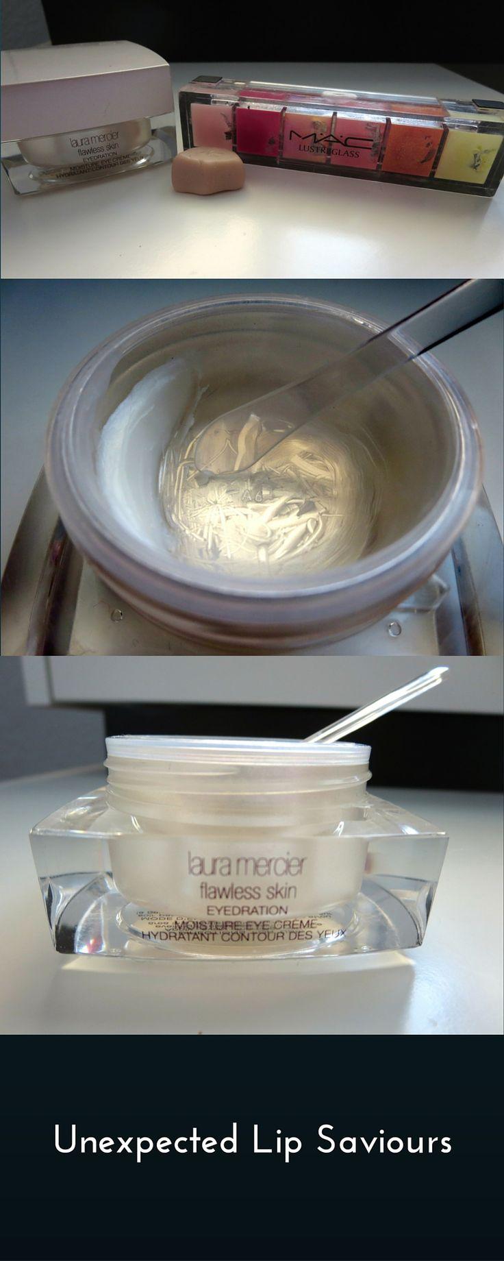 Best overnight lip treatment: Laura Mercier Flawless Skin Eyedration moisture eye cream