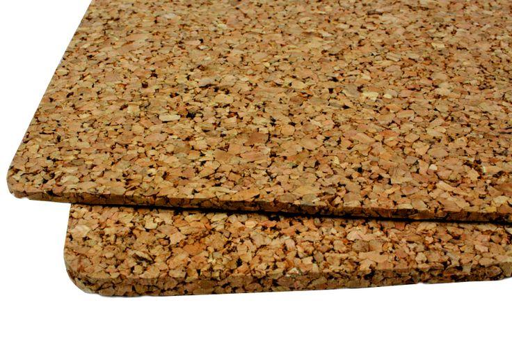 3mm Eco-Cork Underlayment - Acoustic Flooring Underlay