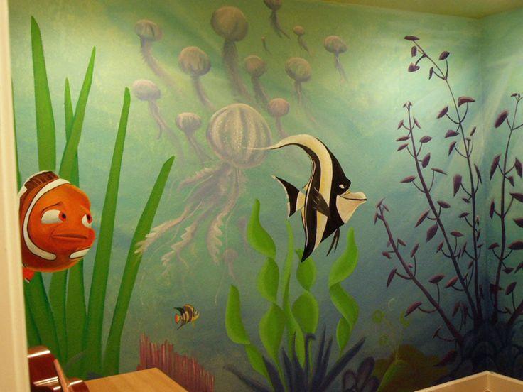 15 best murales para ni os images on pinterest for Murales para ninos