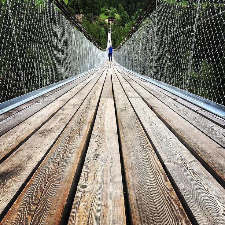 Last week I have been around Kanton Wallis and this piece of land has so much to see enjoy and discover...! Here a pic of the suspendion bridge between Bellawald and Ernener called Goms Bridge. 280 meters Long and 140 meters Brite. . . . . . . . . . . #gomsbridge #gomsbridgevalais #wallis #kantonwallis #visitswitzerland #switzerland #schweiz #hängebrücke #suspensionbridge #forest #wanderlust #instatravel #travelgram