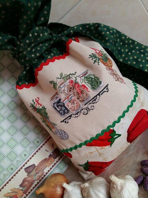 Sweet Home : Мешочек для хранения лука