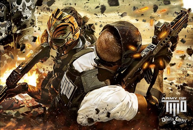 Army Of Two Army Of Two Ejercito Mis Juegos Favoritos