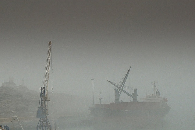 Luderitz Harbor (2) by dnunez_za, via Flickr
