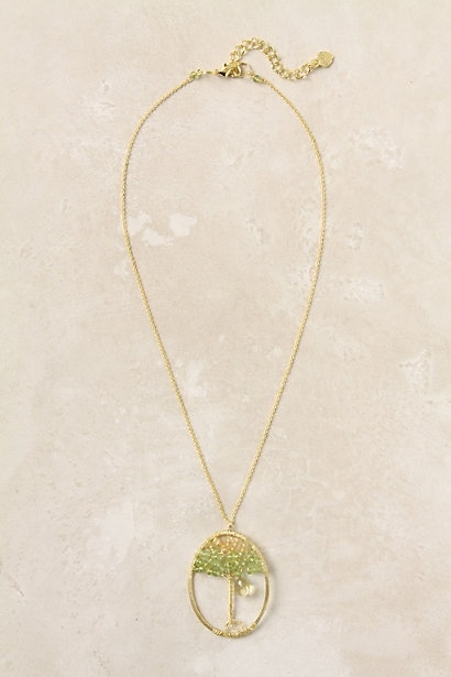 Moringa Necklace ..this is no longer carried anywhere....BAH I want it so bad!