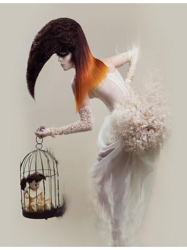 70 Best Avant Garde Images On Pinterest Naha Hair Art