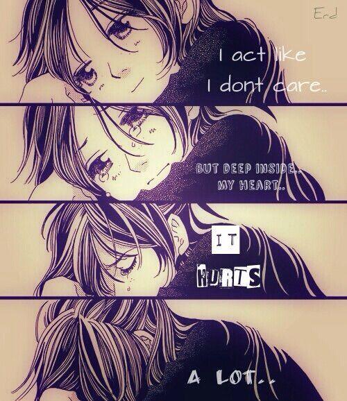 anime feeling alone - Google Search