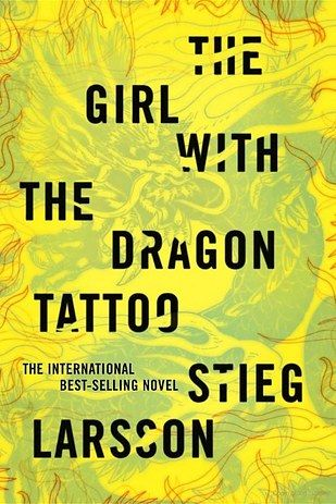 The Girl With the Dragon Tattoo by Stieg Larsson | 53 Books You Won't Be Able To Put Down