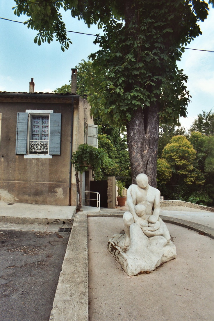 Forcalquier, Provence